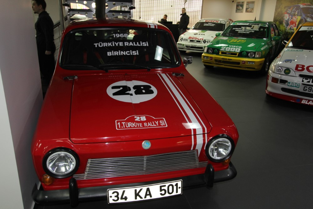 Ford Motor Sport Garaj gezisi galerisi resim 13