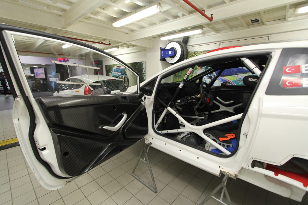 Ford Motor Sport Garaj gezisi galerisi resim 19
