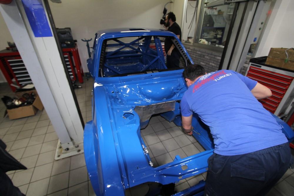 Ford Motor Sport Garaj gezisi galerisi resim 29
