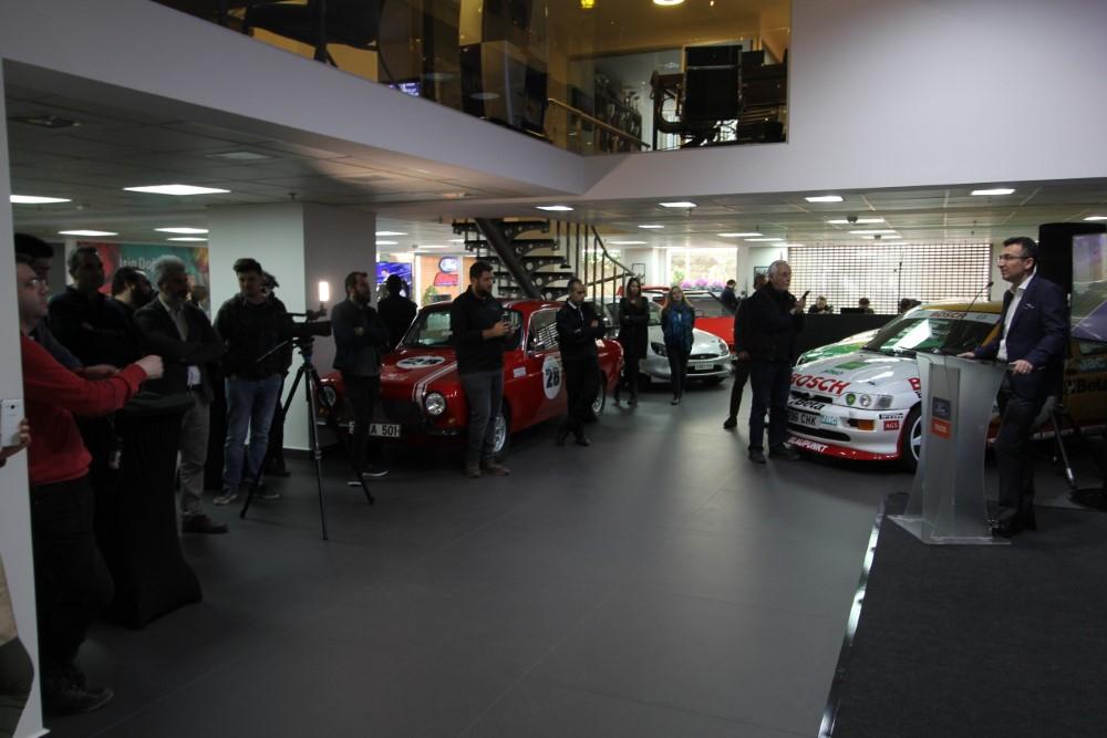 Ford Motor Sport Garaj gezisi galerisi resim 3