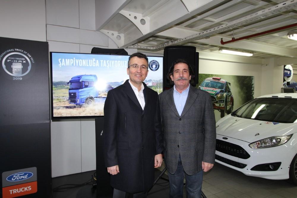 Ford Motor Sport Garaj gezisi galerisi resim 4