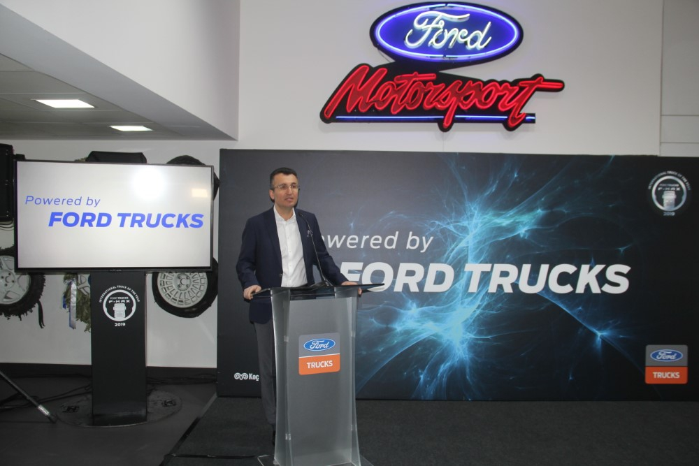Ford Motor Sport Garaj gezisi galerisi resim 7