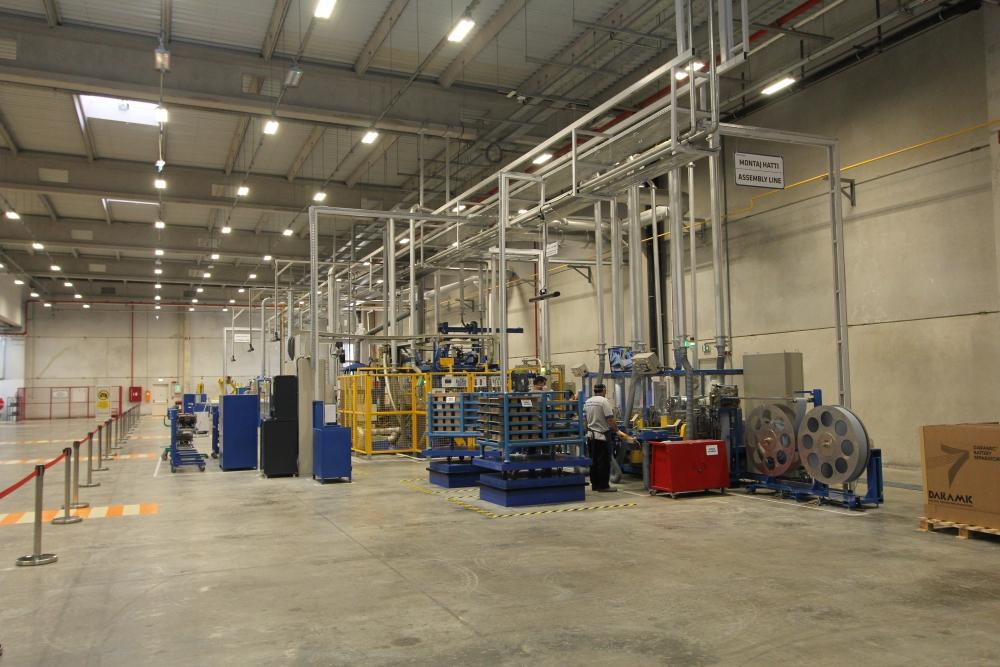 İnci Akü 3. fabrika açılış töreni Manisa galerisi resim 5