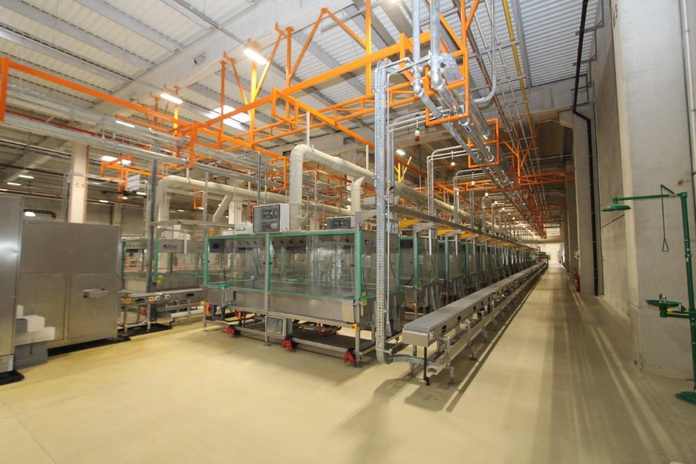 İnci Akü 3. fabrika açılış töreni Manisa galerisi resim 7