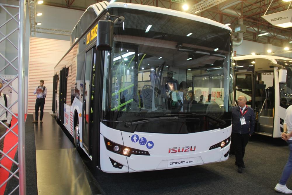 Fotoğraflarla Busworld Turkiye 2020 galerisi resim 1