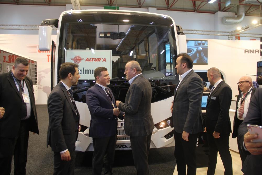 Fotoğraflarla Busworld Turkiye 2020 galerisi resim 26