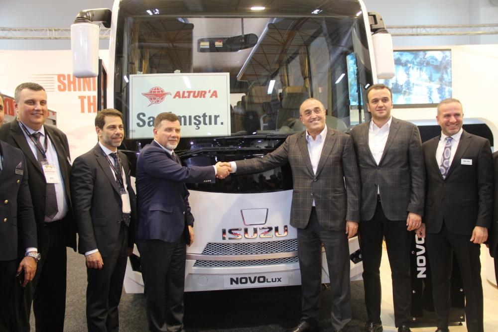 Fotoğraflarla Busworld Turkiye 2020 galerisi resim 27