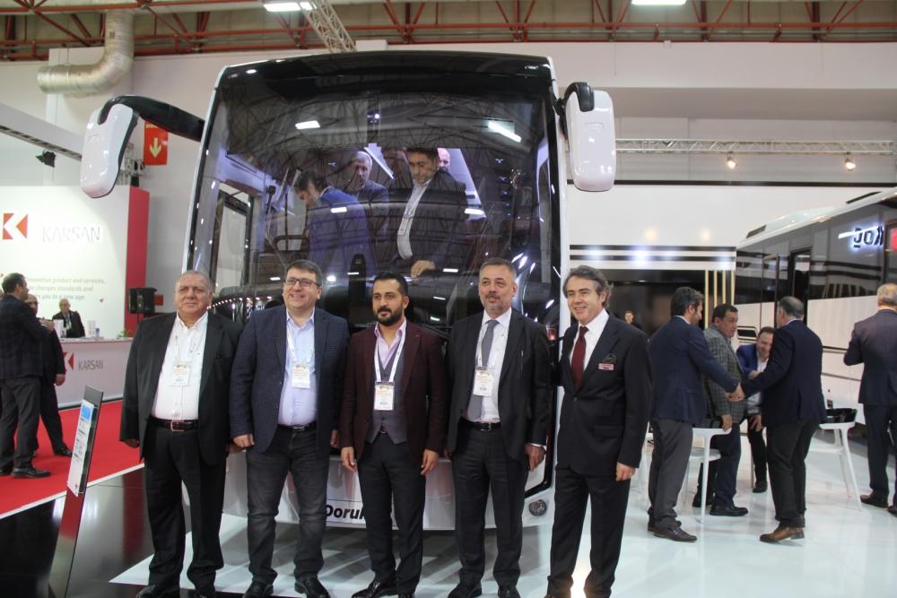 Fotoğraflarla Busworld Turkiye 2020 galerisi resim 46