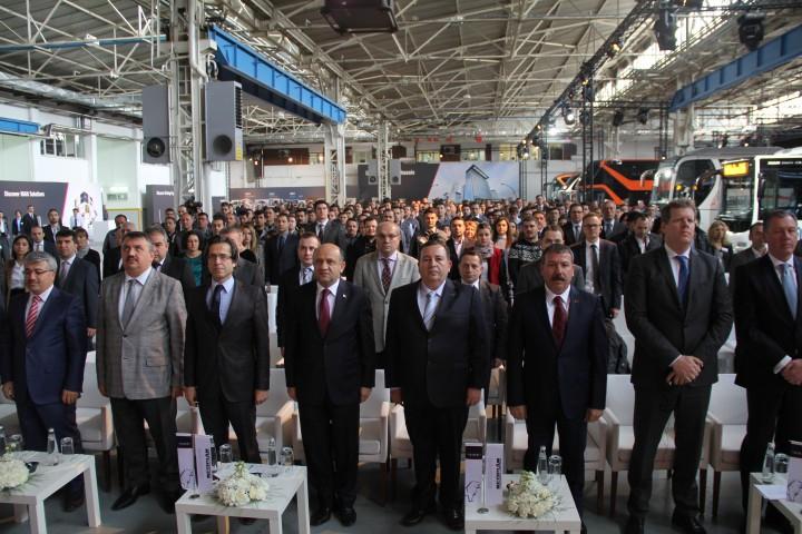 NEOPLAN artık Türkiye'de üretilecek galerisi resim 13