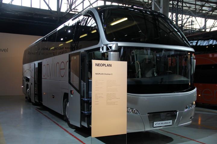 NEOPLAN artık Türkiye'de üretilecek galerisi resim 9