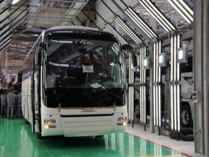 NEOPLAN artık Türkiye'de üretilecek