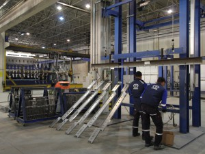 Krone Treyler Tire-İzmir Fabrikası