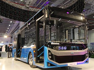 Busworld 2018 - İzmir