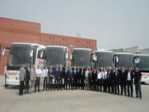 İstanbul Seyahat filosuna 6 adet Mercedes-Benz Travego