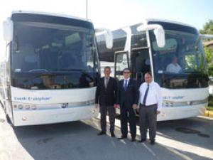 Bektaşlar Turizm araç alımında Temsa Safir'i tercih etti