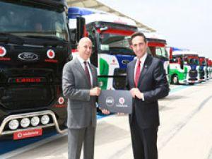 Vodofone ve Ford Otosan'dan Teknolojik Dev Ortaklık