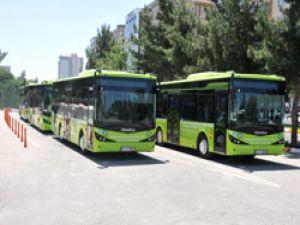 Diyarbakır toplu taşımasına Allison şanzımanlı otobüsler hizmet veriyor