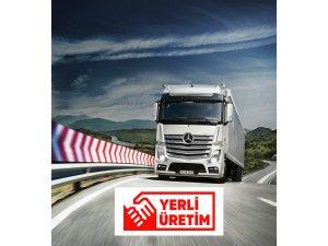Mercedes'den, Kamyona, Hafif ticari ve otomobile özel kampanyalar!