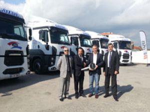 Gözde Taşımacılık, konteynerleri Ford Cargo 1846T Çekici ile taşıyacak