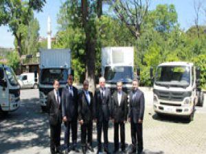 Otokar, yeni yılında yeni hafif kamyonu Atlas ile sektörde yerini aldı