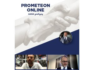 Prometeon Türkiye, Prof. Dr. Emre Alkini ağırladı