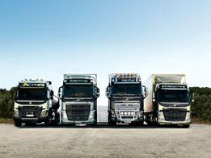 Volvo Kamyon yenilenmiş ürün gamıyla filoların hizmetinde