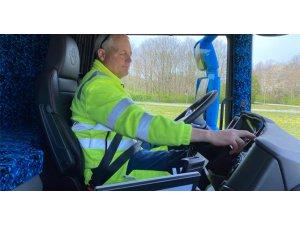 Kalp Krizine müdahale eden kamyon R520