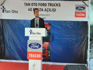 Ankara'da iki Ford  Bayisi daha açıldı