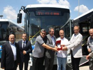 İlk MD9 LE Şile Kooperatifi'ne teslim edildi