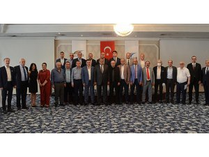 TOFED, Bölge Başkanları ile birlikte sektör sorunlarını masaya yatırdı