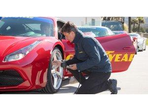 Yola çıkmadan önce aracınızın lastiklerini kontrol edin