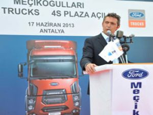 Ford Otosan İzmir ve Antalya'da Ford Trucks Bayii Açtı