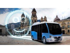 Karsan Suceava'da 10 adetlik Elektrikli Minibüs ihalesini kazandı!