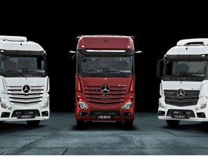 Mercedes-Benz kamyonlarında 500.000 TL'ye kadar kredi