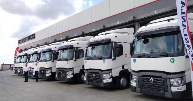 Renault Trucks filolara girmeye devam ediyor
