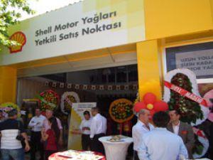 Shell motor yağı yetkili satış noktalarına yenileri katılıyor