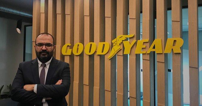 Goodyear yönetici transferi yaptı
