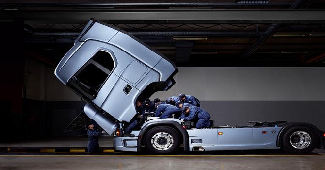Scania'dan kampanya fırsatları