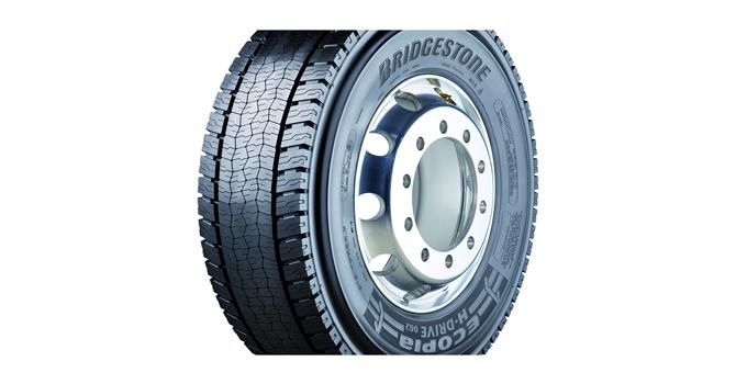 Bridgestone'dan yeni lastik serisi