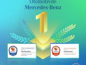 Türkiye'nin En Çekici İşvereni Mercedes-Benz