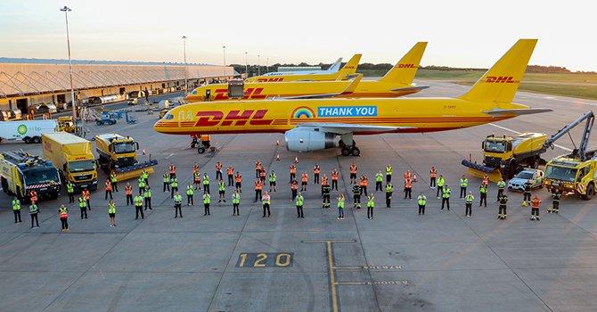 DHL Express, Dünyanın En İyi 2. İşyeri seçildi