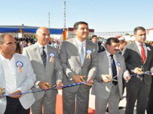 4S konseptli Diyarbakır Ford Trucks açılışı yapıldı