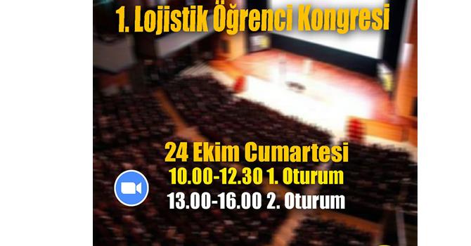 Lojistik Öğrencileri 24 Ekim'de buluşuyor
