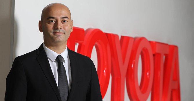 Toyota'ya Yeni Bayi Yönetimi Direktörü