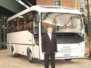 Küçük Otobüs Kullanıcılarının Yeni Gözdesi Tempo Olacak