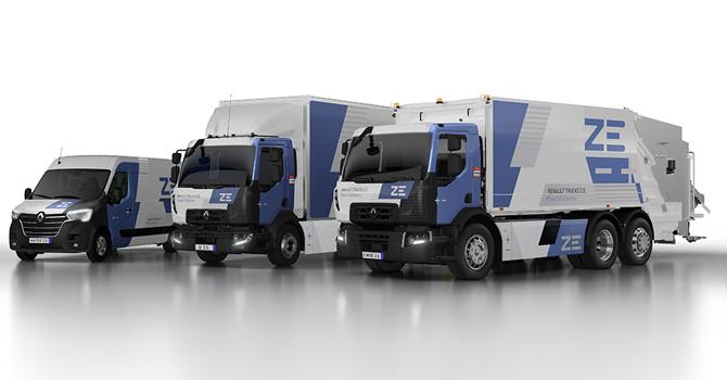 Elektrikli kamyon ailesi genişliyor