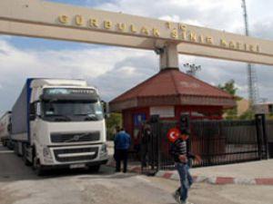Gümrük Kapılarında Türk Nakliyecilerinin Çilesi Bitmiyor