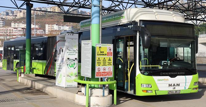 Doğalgazlı otobüslerden yılda 29 milyon TL tasarruf
