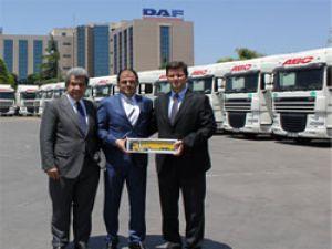 ABC Uluslararası Taşımacılık DAF ve TIRSAN'la Fark Atacak