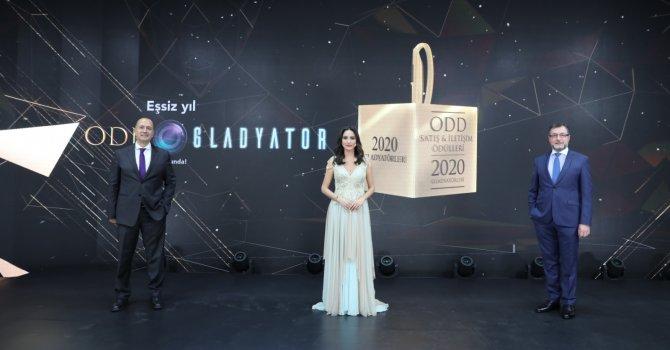 ODD ödül törenini online yaptı